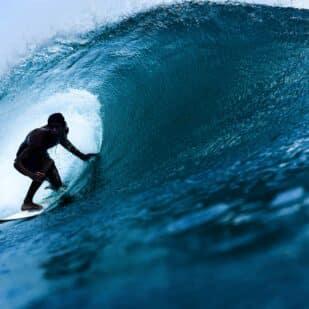 Padang bali surfing